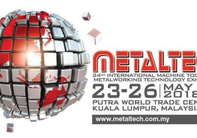 International Machine Tools and Metalworking Technology Exhibition - Metaltech 2018