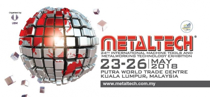 International Machine Tools and Metalworking Technology Exhibition - Metaltech 2018