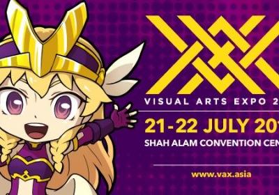 Visual Arts Expo - VAX 2018