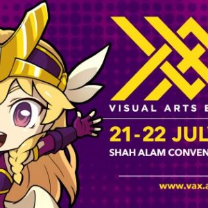 Visual Arts Expo - VAX 2018