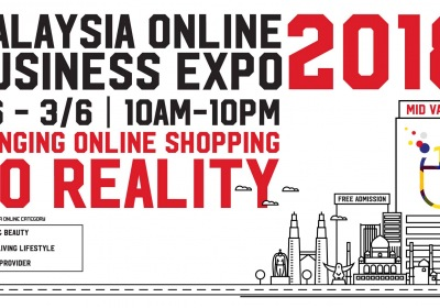 Malaysia Online Business Expo 2018