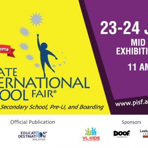 11th Private & International School Fair in Kuala Lumpur