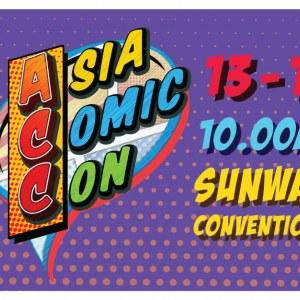 Asia Comic Con Malaysia 2018