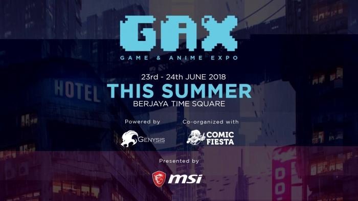 Game & Anime Expo 2018