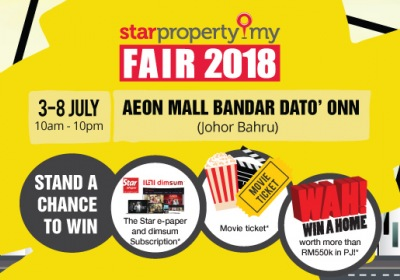 StarProperty.my Fair 2018