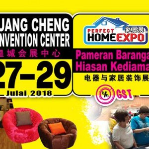 Perfect Home Expo Muar Johor 2018