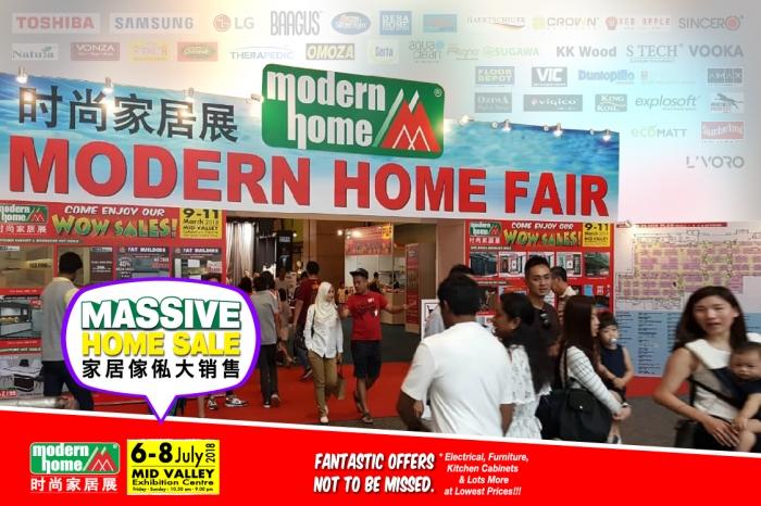 Modern Home Fair Mid Valley 2018