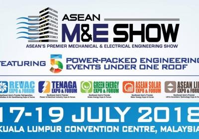 Asean M & E Show 2018