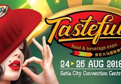 31th Taste Fully Food & Beverage Expo (Setia Alam) 2018