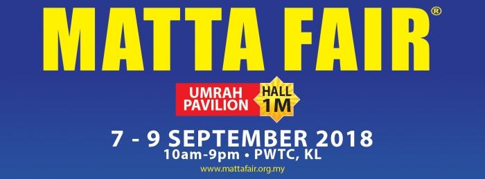 Matta Fair 2018 (Kuala Lumpur)