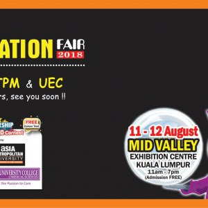 Higher Education Fair 2018