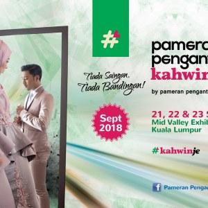 8th Pameran Pengantin KahwinJe by KLPJ 2018