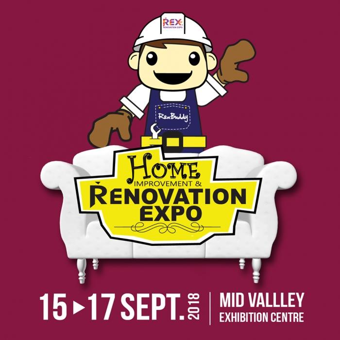 REX Home Improvement & Renovation Expo 2018