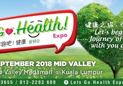 Let's Go Health Expo 2018