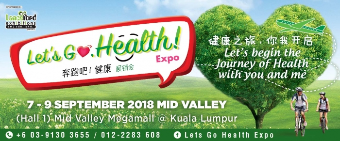 Let's Go Health Expo 2018
