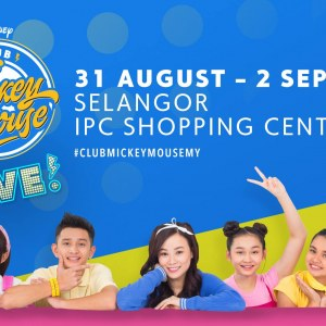 Club Mickey Mouse Live! @ IPC