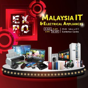 Malaysia IT & Electrical Appliances Expo 2018
