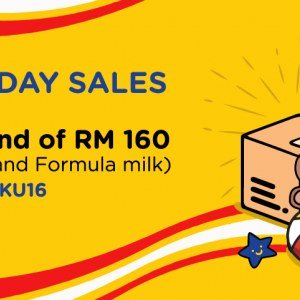 Malaysia Day Sales @ Motherhood.com.my