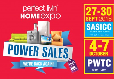 Perfect Livin 18 Home Expo