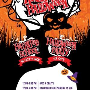 Ipoh Parade Kraizee Halloween