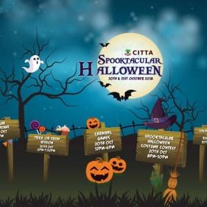 Spooktacular Halloween at Citta Mall