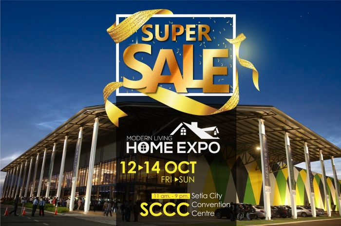 Super Sale Modern Living Home Expo 2018
