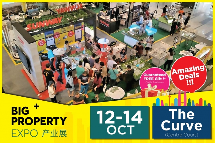BIG Property Expo @ The Curve