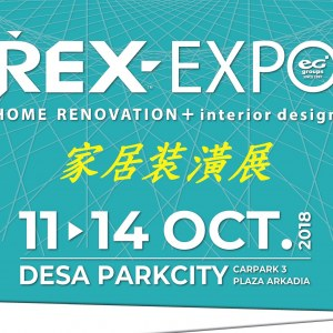 REX Expo Home Renovation + Interior Design 2018