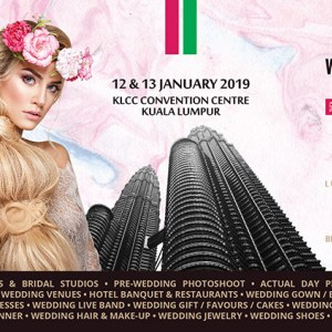 20th KLPJ Wedding Fair 2019 (JANUARY 2019) KLCC Convention Centre