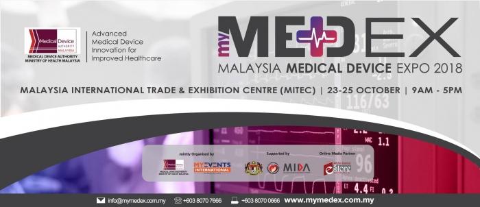 Malaysia Medical Device Expo 2018