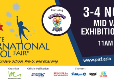 12th Private & International School Fair 2018