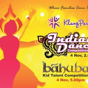Dancing TO THE BEAT OF Deepavali