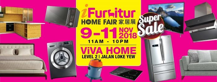 iFurniture Home Fair @ Viva Home 2018