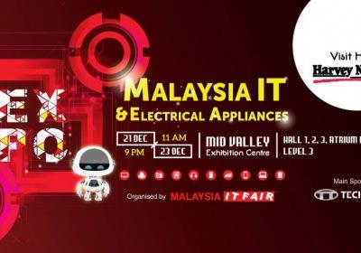 Malaysia IT & Electrical Appliances Expo (II) 2018