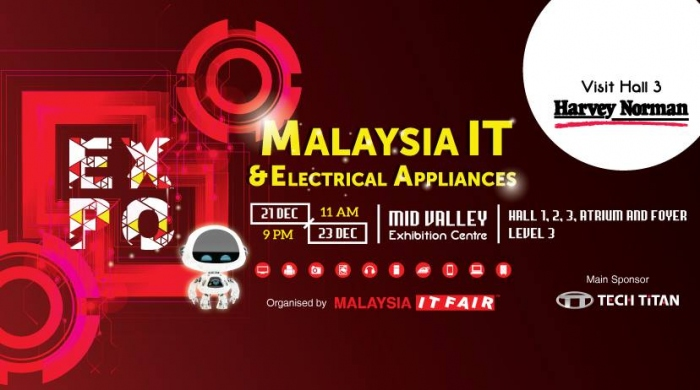 Malaysia IT & Electrical Appliances Expo (II) 2018