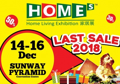 HOMEs - Home Living Exhibition 2018