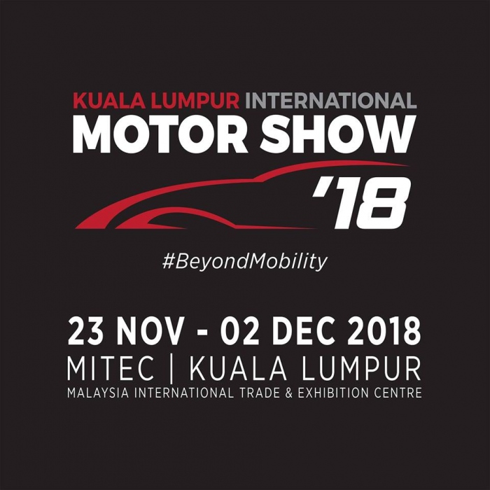 Kuala Lumpur International Motor Show - KLIMS 2018