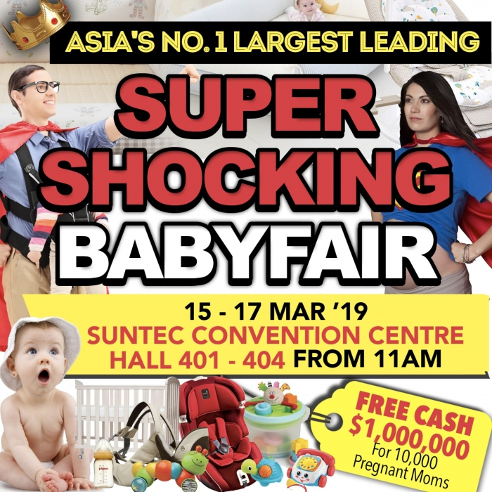 Asia's No.1 Largest Leading Super Shocking Babyfair