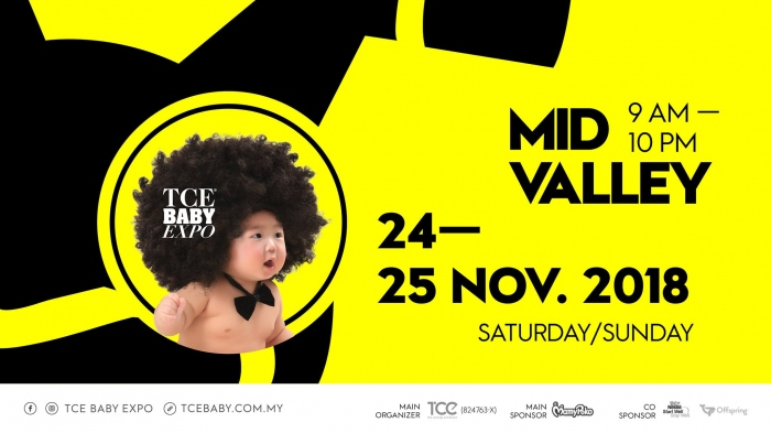 21st TCE Baby Expo 2018