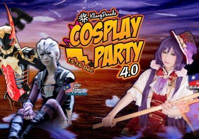 Cosplay Party 4.0 at Klang Parade