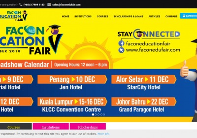 Facon Education Fair 2018