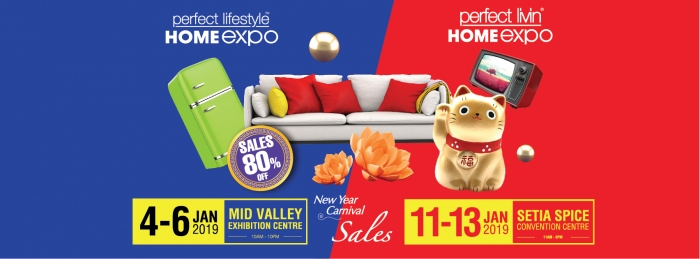 Perfect Livin Home Expo 2019