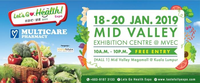 Lets Go Health Expo 2019