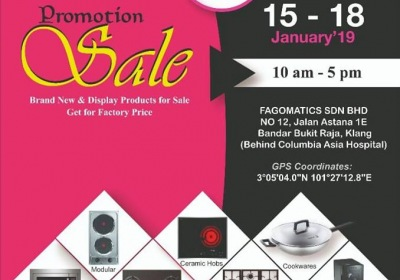 Fagor Promotion Sale - Up To 50% OFF