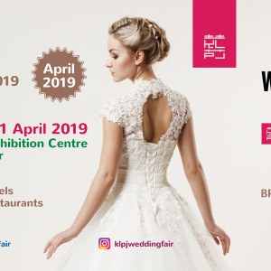 21st KLPJ Wedding Fair 2019 (APRIL 2019) Mid Valley Exhibition Centre