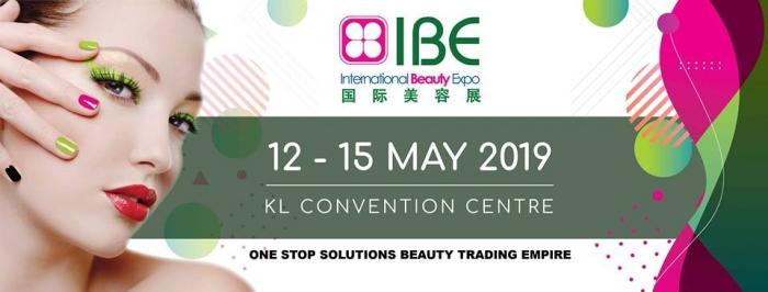 2019年第十三届马来西亚国际美容展 (IBE)