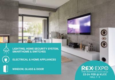 REX Home Improvement & Renovation Expo 2019