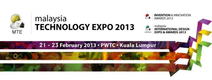 Malaysia Technology Expo 2013 @ PWTC