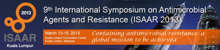 International Symposium on Antimicrobial Agents and Resistance 2013