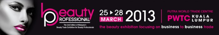 Beauty Professional 2013 @ PWTC